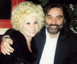 Barbara Windsor & footrballer George Best