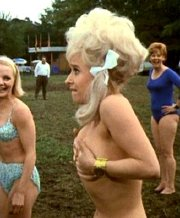 Barbara Windsor as Babs in 'Carry On Camping' (1969)