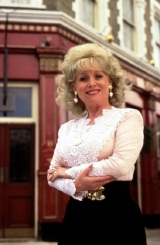 Barbara Windsor as Peggy Mitchell in 'EastEnders'