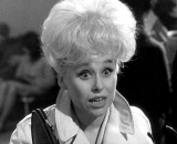 Barbara Windsor as Daphne Honeybutt in 'Carry On Spying' (1964)