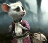 Barbara Windsor was the voice of the Dormouse in 'Alice in Wonderland' (2010)