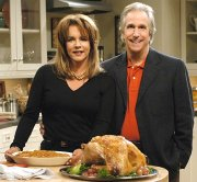 Henry Winkler & Stockard Channing in 'Out of Practice' (2005)