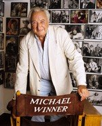 Michael Winner has a room in his house full of his associations with film making