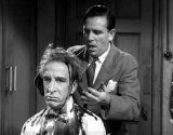 Norman Wisdom & Jerry Desmonde in Follow That Star