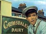 Norman Wisdom in 'The Early Bird'