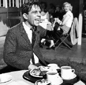 Norman Wisdom in 'Trouble in Store'