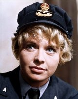 Susannah York as Maggie Harvey in 'Battle of Britain'