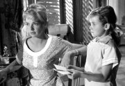 Susannah York and Elizabeth Dear in 'The Greengage Summer'