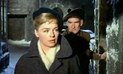 Susannah York and Duncan Macrae in 'Tunes of Glory'